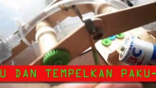 Repeat youtube video Alat TEKANAN HUKUM PASCAL Projek Sains (DUBSTEP INSIDE!)