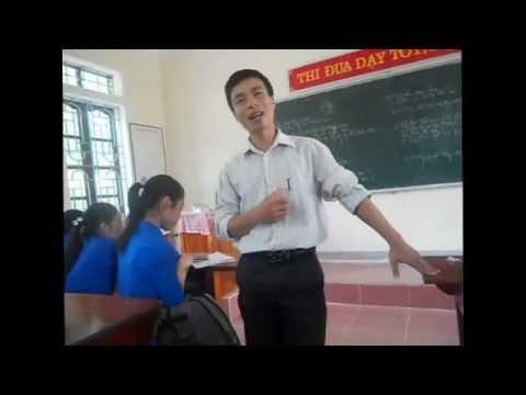 Thầy Nam dạy sử hát ( THPT Phan Đăng Lưu)
