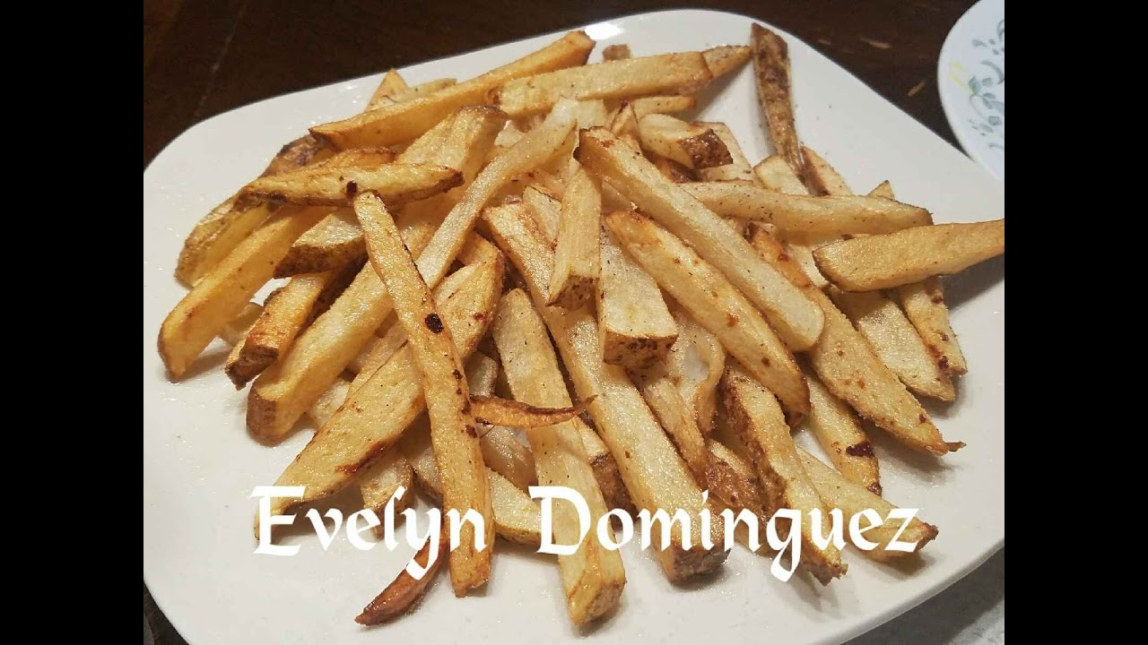 French Fries Wing Stop Copycat You