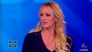 Stormy Daniels, Michael Avenatti talk Michael Cohen's guilty plea, her arrest in Ohio | The View