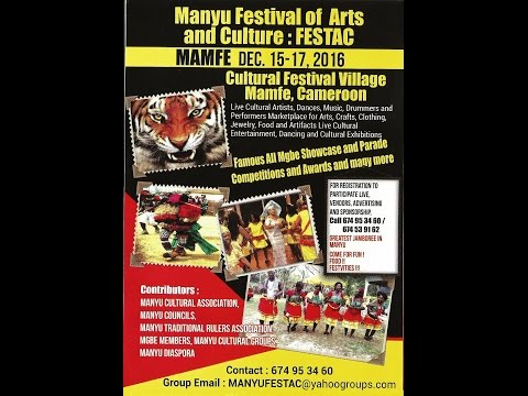 Manyu Festival Of Arts & Culture: FESTAC