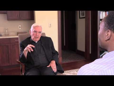 Fr  Lucey Interview
