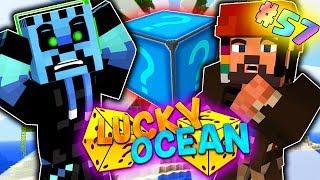 MEGA SPACCHETTAMENTO DI LUCKY BLOCK CRYSTAL - LUCKY OCEAN #57