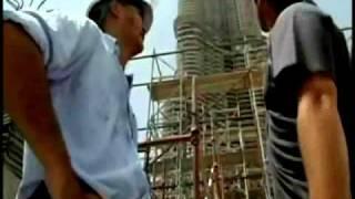 Burj Khalifa - Burj Dubai - Bird Dubai - Tallest building 2011 till ... later