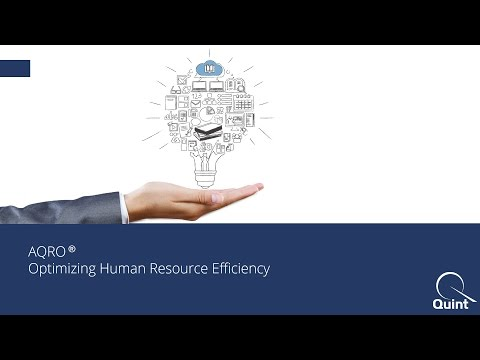Webinar: Optimize human resource management and efficiency with AQRO®