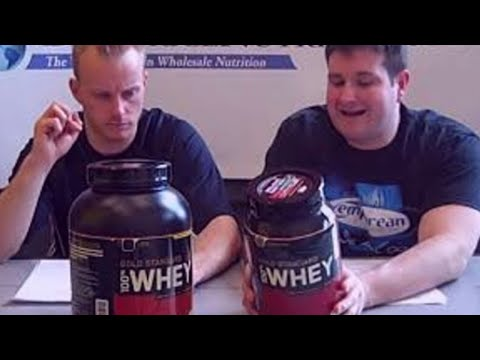737ccecfa Optimum Nutrition 100% Whey Gold Standard Protein Review - YouTube