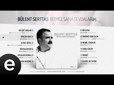 Gönlüm Kırık (Bülent Serttaş) Official Audio #gönlümkırık #bülentserttaş - Esen Müzik