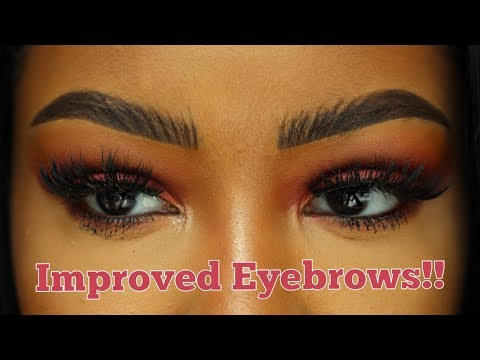 GAME CHANGER EYEBROW TUTORIAL!!