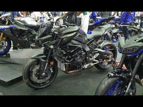 Yamaha Mt 10 Black