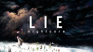 BTS JIMIN  Lie (Nightcore)