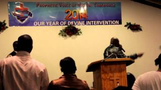Prophetic Voice of Victory Tabernacle Part 1