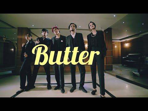 Download Butter - BTS ( The Makhhonnn Dance cover )