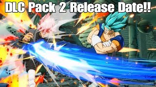 Video Dragon Ball Fighterz DLC Pack 2 Release Date Confirmed! Vegito Blue And Merged Zamasu Hype! download MP3, 3GP, MP4, WEBM, AVI, FLV Mei 2018