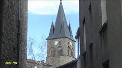 Promenade dans le cœur historique de Saint Didier en Velay 2 janvier 2020