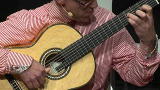 Classical Guitar Innovator: Eliot Fisk at TEDxBoston