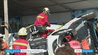 World Rescue Challenge à La Rochelle