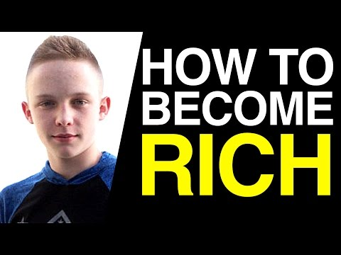 Making Your First Million By Age 15 (Interview Feat. Caleb Maddix - Keys to Success for Kids)