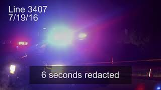 "Police officers discuss Michigan State Police trooper being ""rammed"" on ""unrecorded"" call"