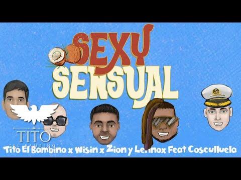 Tito El Bambino x Wisin x Zion & Lennox – Sexy Sensual feat. Cosculluela (Pseudo Animated Video)