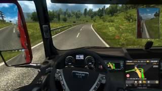 Euro Truck Simulator 2 =ВСЕМ ХОРОШЕГО НАСТРОЕНИЯ=