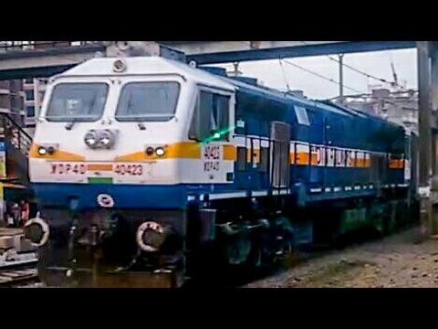 Indian Railways:New Train To Tirunelveli From Pune......