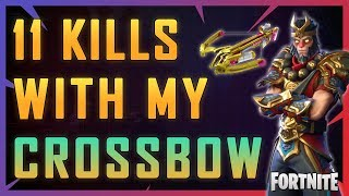 Fortnite - Crossbow Only - March 2018 | DrLupo