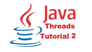 Java Threads Tutorial 2 - How to Create Threads in Java by Extending Thread Class