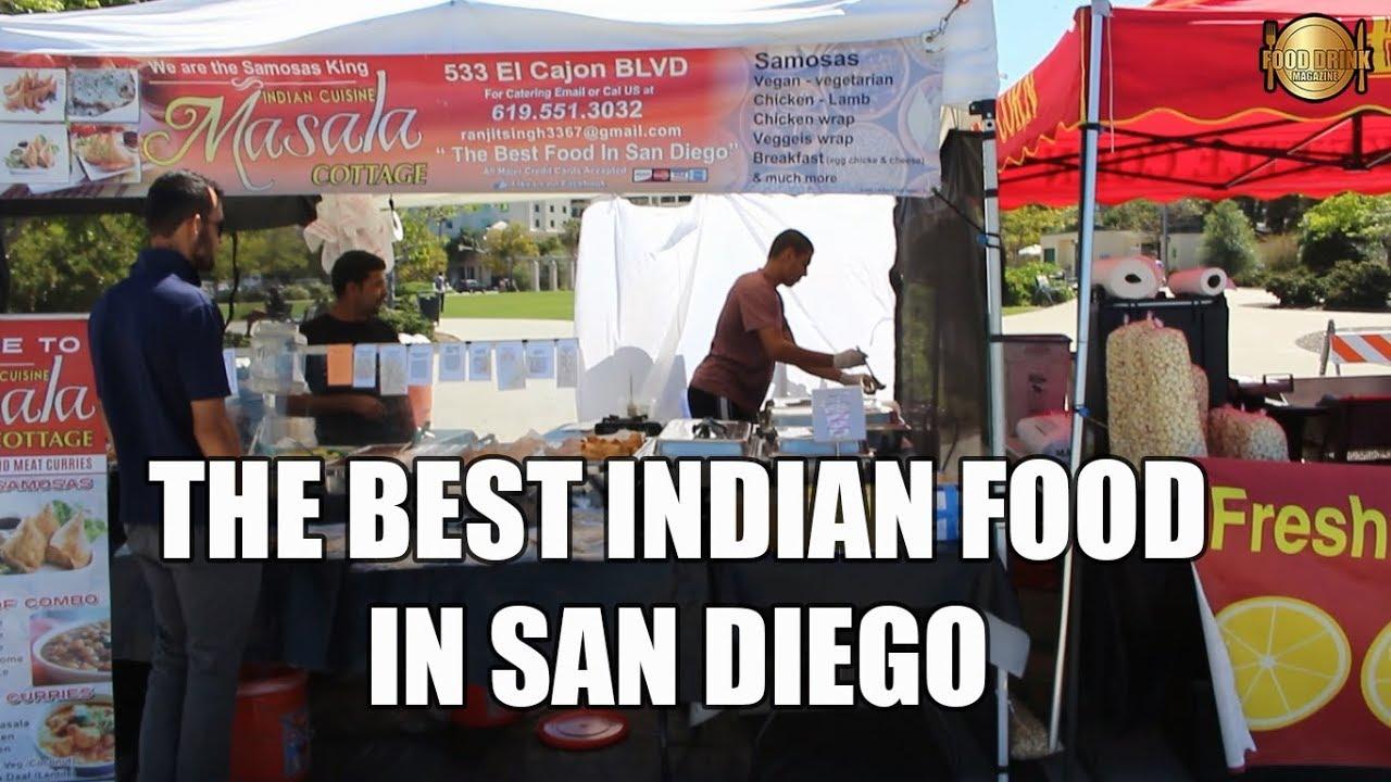 The Best Indian Food In San Diego Masala Cottage Youtube
