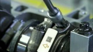 Mercedes-Benz AMG Engine Production