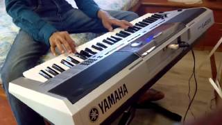 Indian Tabla Style On Yamaha PSR I 455