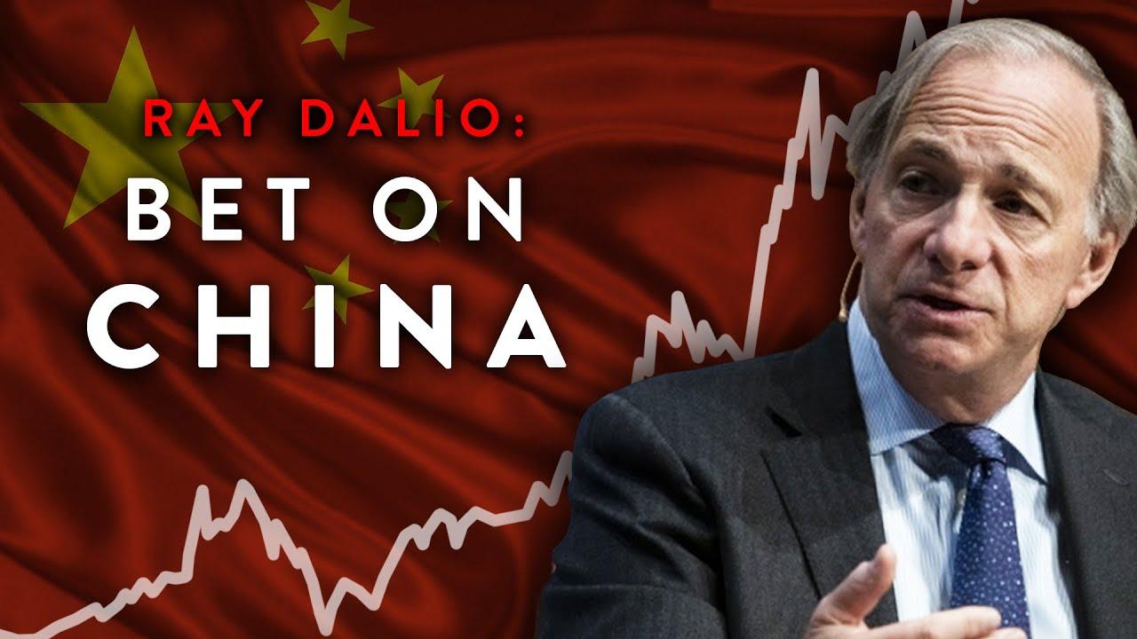 Ray Dalio Bets on China!  (Bridgewater Associates Q3 13F Filing)