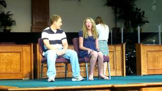 Youth Group Teen Skit