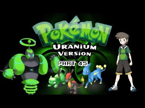 Pokemon Uranium, episode 45: Lanthanite Core