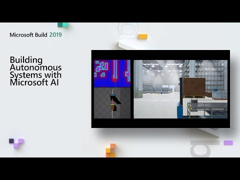 Building Autonomous Systems with Microsoft AI