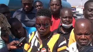 Kenya fish traders block border movement