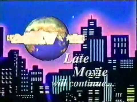 CJON (NTV) September 3, 1995 Late Movie Bumpers