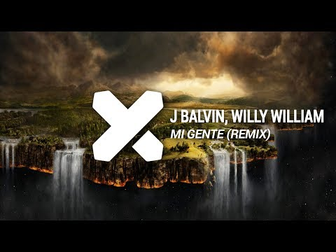 J Balvin, Willy William - Mi Gente (Artistic Raw Bootleg)
