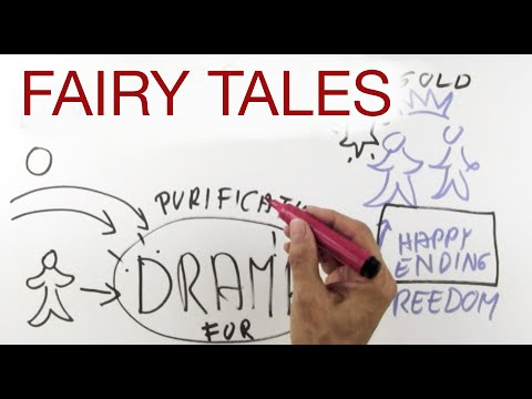 FAIRY TALES explained by Hans Wilhelm