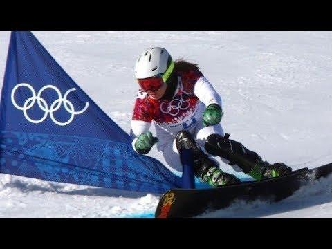 Ester Ledecká | Zoh 18 | Snowboard | ZLATO |