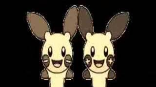 Repeat youtube video Plusle and Minun Witch Doctor