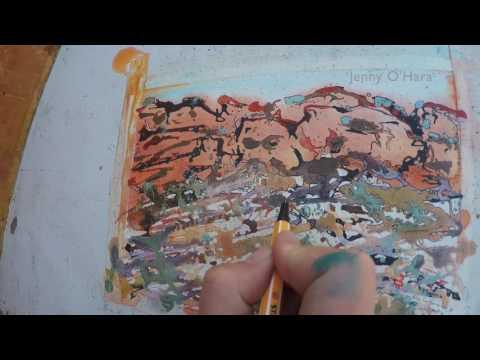 Ruby Gap time laps landscape, Jenny O'Hara