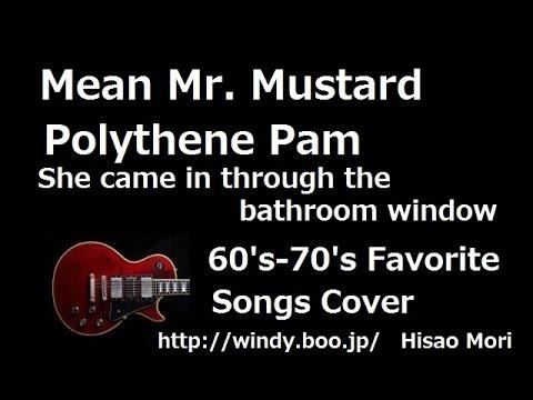 Bathroom Window Lyrics abbey road medley cover - the beatles - lyrics - youtube
