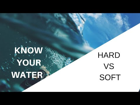 Hard Water, Soft Water And Shower Filters