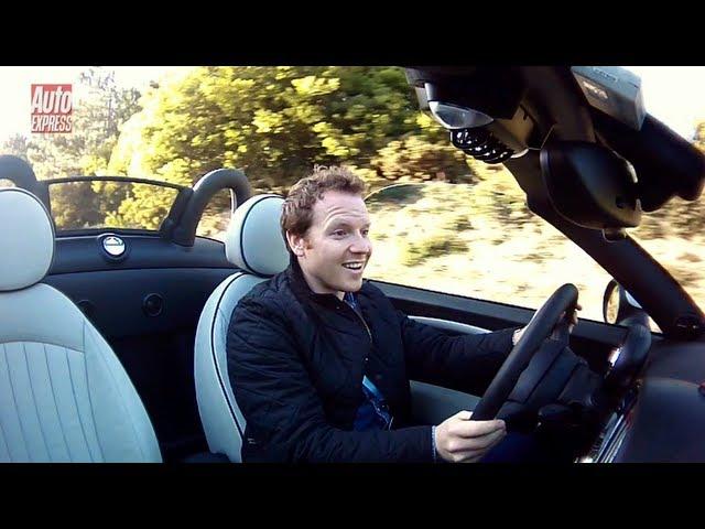 Mini Roadster Review Auto Express Video Watch Now Autoportalcom