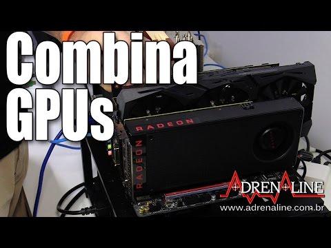 Crossfire de RX 470 e 480, SLI de GTX 1080: testamos as combinações de placas Pascal e Polaris!