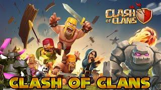 GÜZEL SALDIRILAR - Clash Of Clans - Golem,Pekka Saldırısı