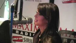 Kim Kardashian Thinks Ray J's Show Is Hysterical // SiriusXM // Shade 45