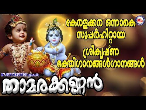മനോഹരമായ അഷ്ടമിരോഹിണി ശ്രീകൃഷ്ണഭക്തിഗാനങ്ങൾ| Hindu Devotional Songs Malayalam | Ashtami Rohini Songs