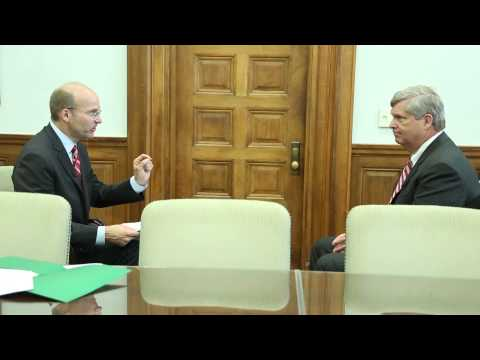 Open Mike: Agriculture Secretary Tom Vilsack