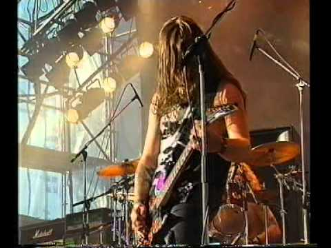 Sepultura - Orgasmatron live Giants of Rock 1991